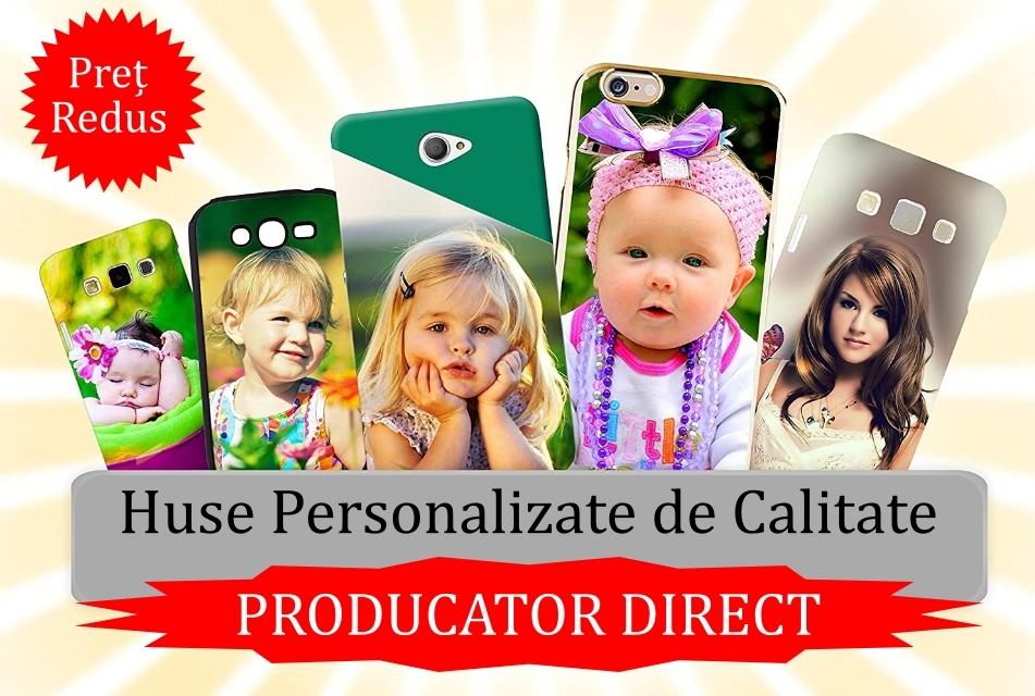 Huse Personalizate cu Poza Ta