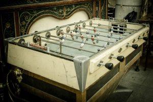 Istoria incerta a fotbalului de masa