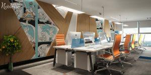 Iata care sunt cele mai bune idei amenajare birou